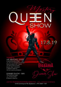 The Mystery Queen Show